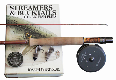 Streamers and Bucktails book